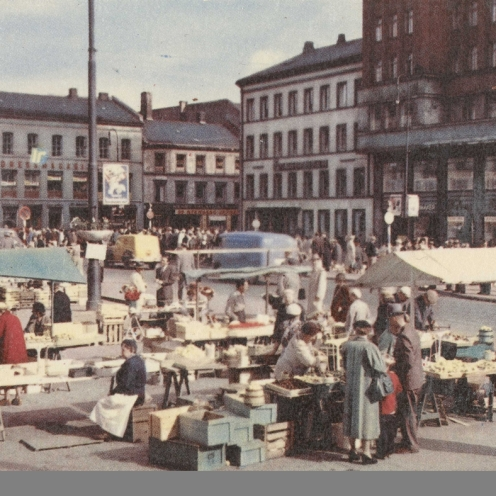 Youngstorget-1950